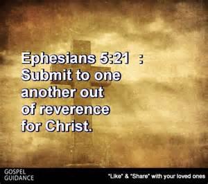 ephesians 5 21