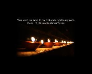 psalms 119.105